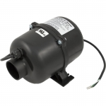 Blower, Air Supply Ultra 9000, 1.5hp, 230v, 3.2A, 4ft AMP