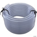 "Air/Water Tubing, Vinyl, 3/8""id x 1/2""od, 50ft Roll"