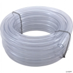"Air/Water Tubing, Vinyl, 3/4""id x 1""od, 50ft Roll"