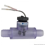 Flow Switch w/Transparent Tee Fitting, 1-Pump