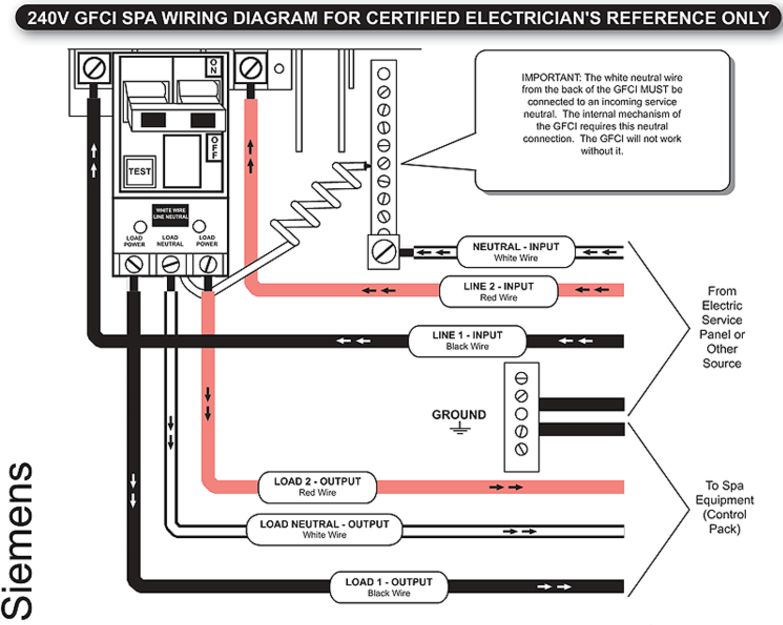 Spa Schematic Diagram | Wiring Diagram on