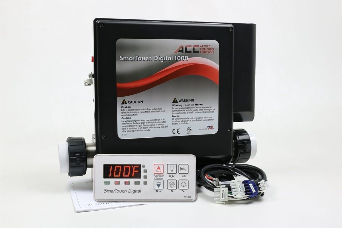 Smart Touch 1000 Hot Tub Parts For Spas Quality Spa