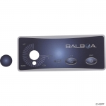 Overlay, Balboa Water Group Duplex, 2 Button/Knob