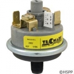 3902 Univ. Pressure Switch, w/out Brass Fittings