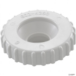 Cap, Waterway Single Port On/Off Valve, White