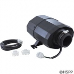 Blower Res S Mt 1.5Hp 120V 7A 3 pin Pigtail Silent Aire